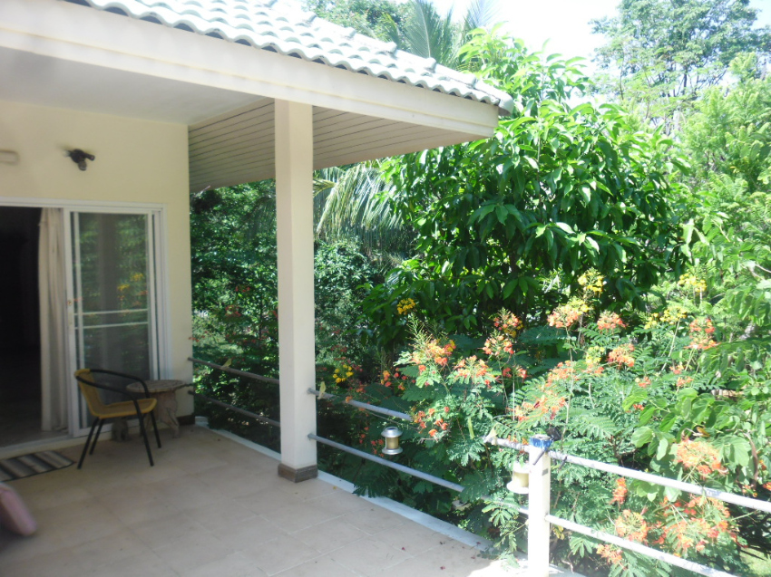 2 bedroom house in a quiet pakchong resort. Reduced price! SOLD