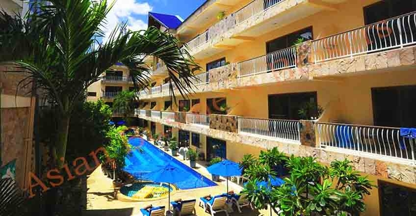 4802008 Patong Beach Road Hotel with Restaurant for Freehold Sale