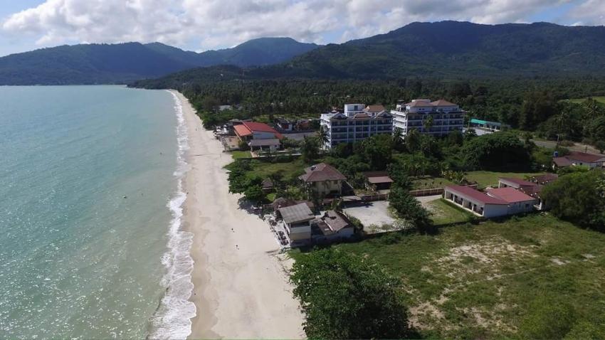 Sea And Mountain View Apartment Nadan Beach Khanom.