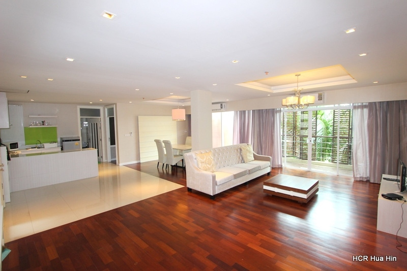 Penthouse Beach Front Hua Hin for Rent