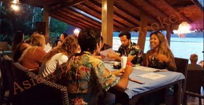 6705022 Rare Beachfront Restaurant at Chaloklum, Koh Phangan