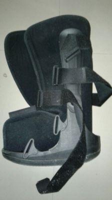 Ankle bracelet support boot.