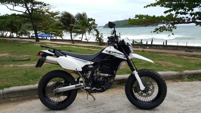 Kawasaki D-tracker 250cc For Sale