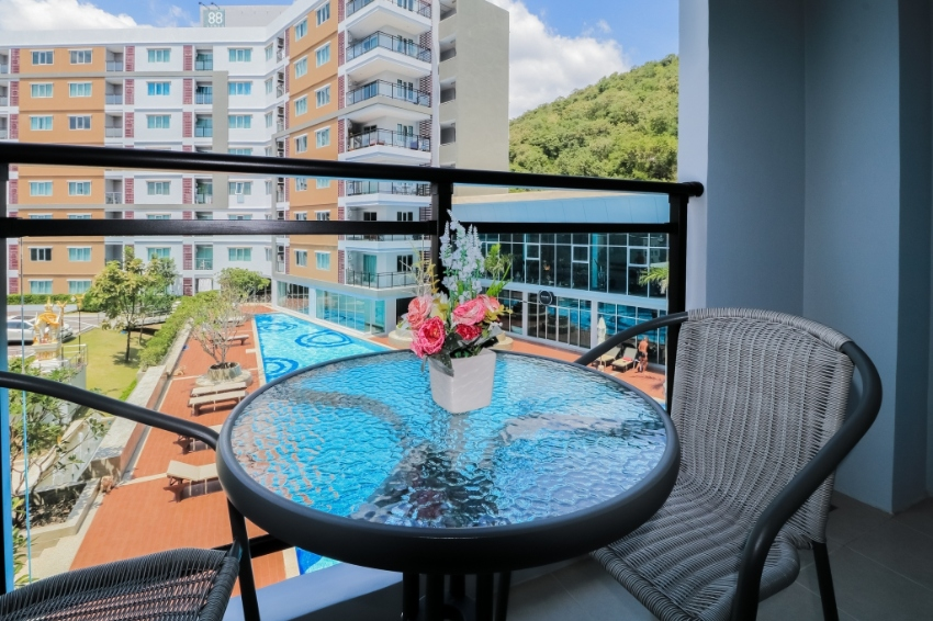 Gorgeous Pool View Condo for Sale in Hua Hin