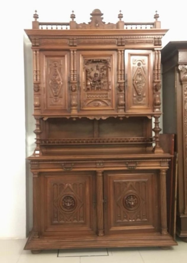 The Most Beautiful Renassaince Cabinet !!