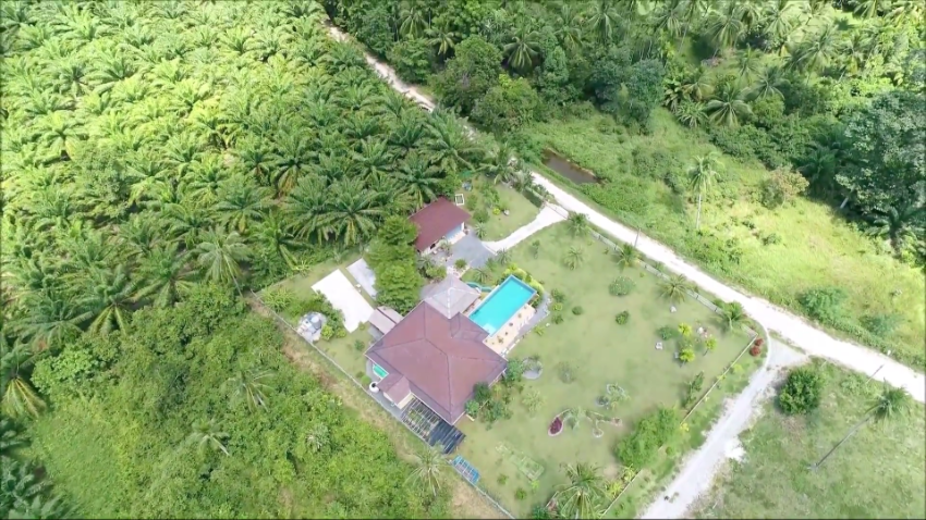 Property for Sale 900 m to the Beach POOL VILLA (Area size 2,924 sqm)