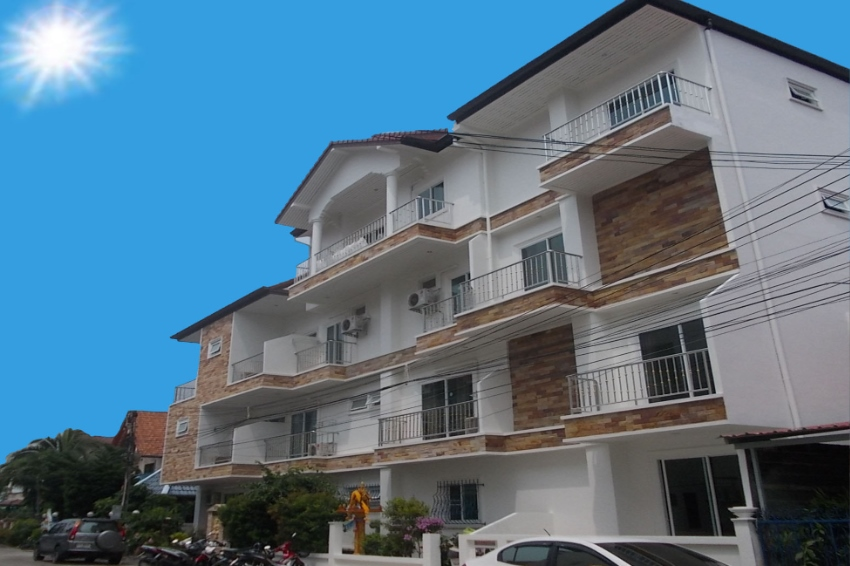 Residence 35 rooms & apartment Patong Beach
