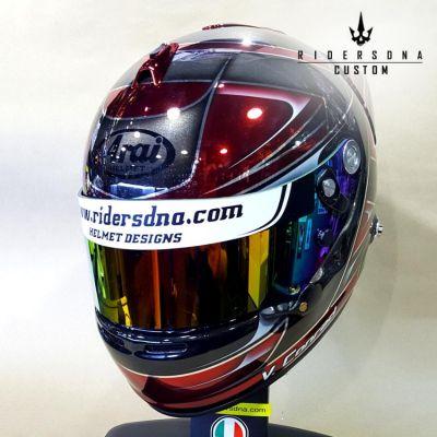 CUSTOM PAINT for Car Racing, Drag, Nascar Bell, Arai, Helmets‼‼