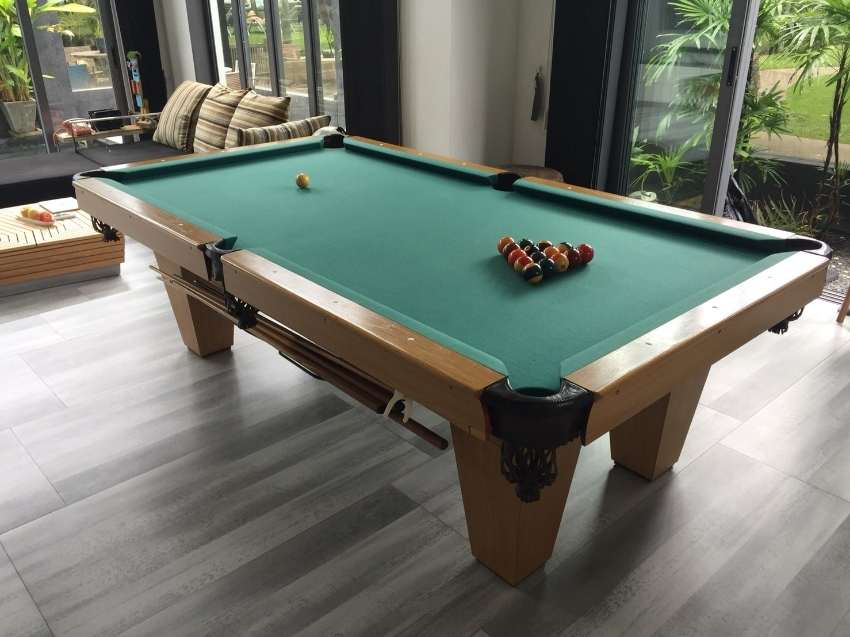 2nd Hand Pool Table