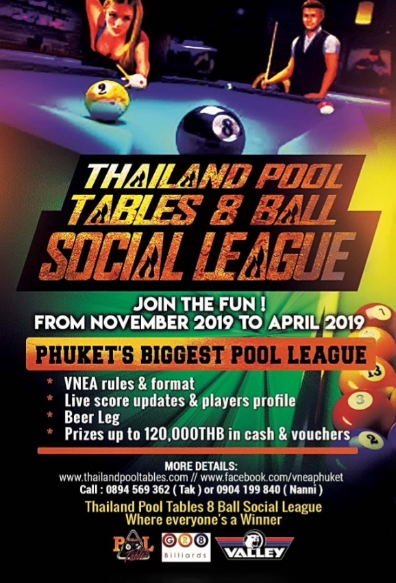 2nd Hand Pool Table | Sporting Equipment | Udon Thani City