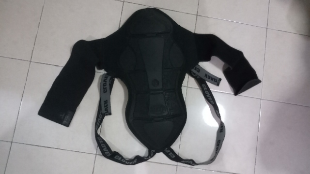 Motorcycle Back protector.