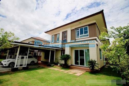 H5543 - Fully-furnished, 4-bedroom, 2-storey house with 3 bathroom(s)