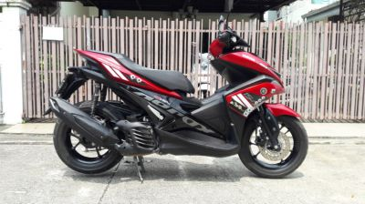 Yamaha Aerox for rent