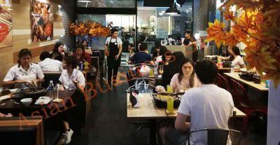 0130006 Profitable Korean Hotpot and Fried Chicken Restaurant in Bangk