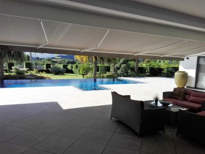More Than Just A House! 6 BR 7 Bath Luxury Pool Villa Smart Technology