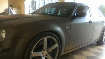 Chrysler 300 C SRT 6.1 V8