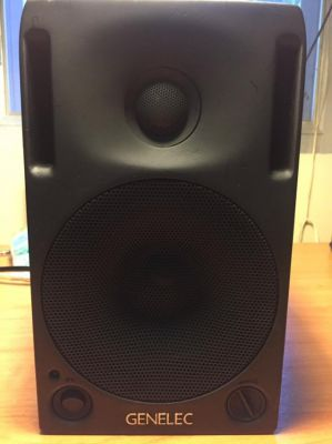 Genelec 1029A Active Studio Monitor Speakers