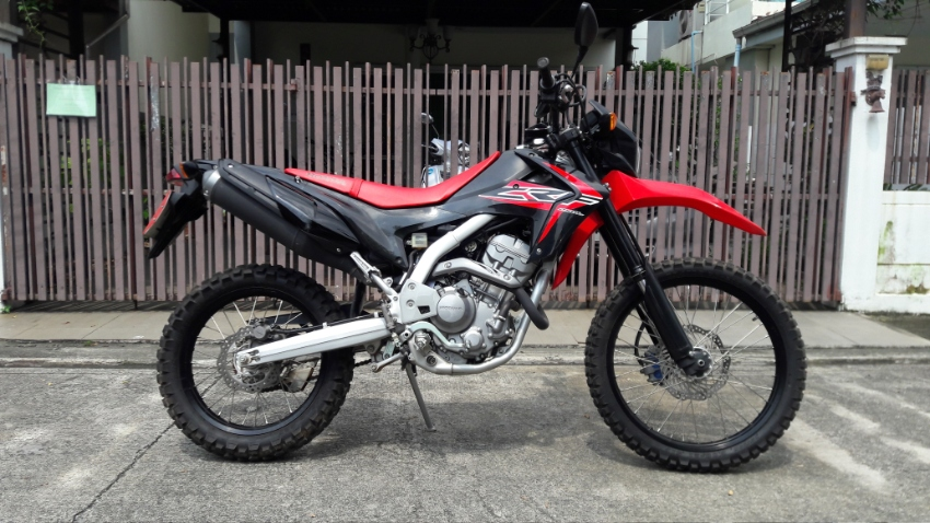 Crf 250l for rent