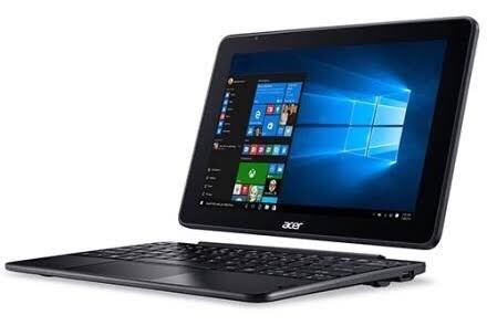 Acer one 10, 2 in 1 Tablet and Notebook