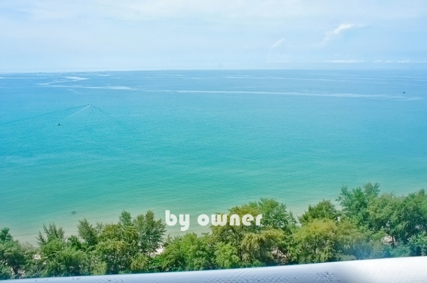 By Owner >> for Sale 50sqm. Seafront Studio in Rayong