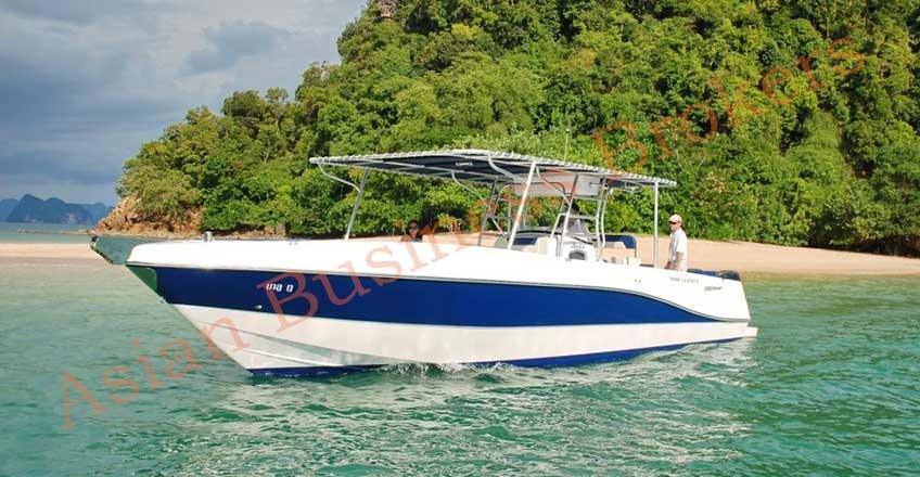 4801009 Established Boat and Yacht Charter Business for Sale Phuket