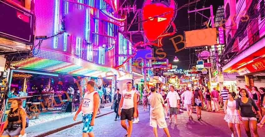 1202016 Partner Sought for Successful Walking Street Go Go Bar Pattaya