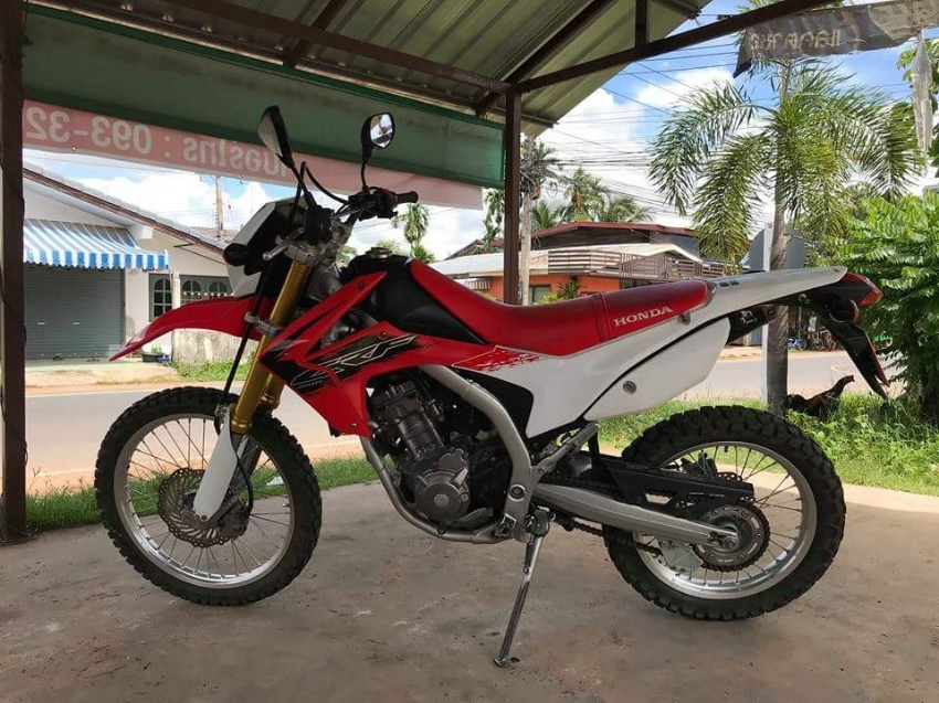 CRF250 for sale