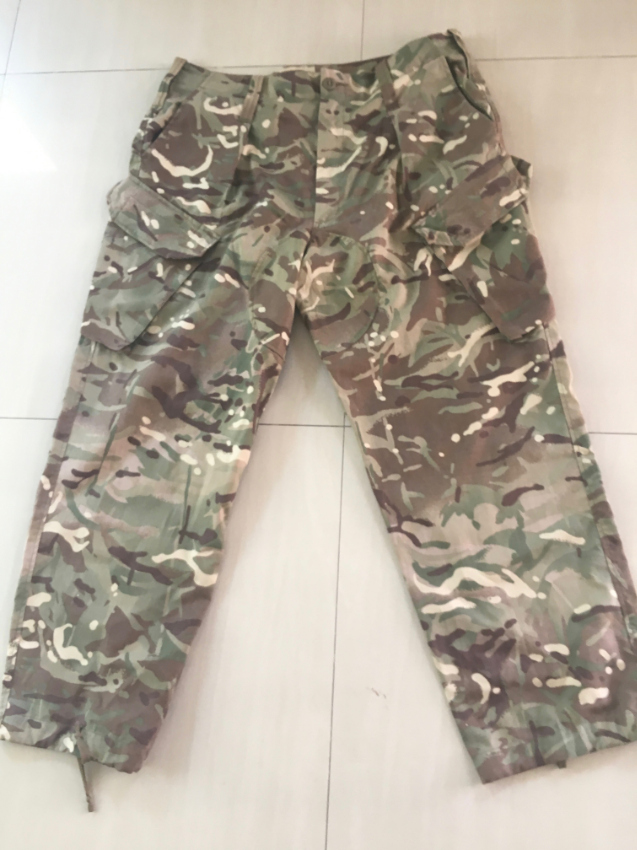 British Army MTP combat trousers, Warm Weather, 100Cm (39.4
