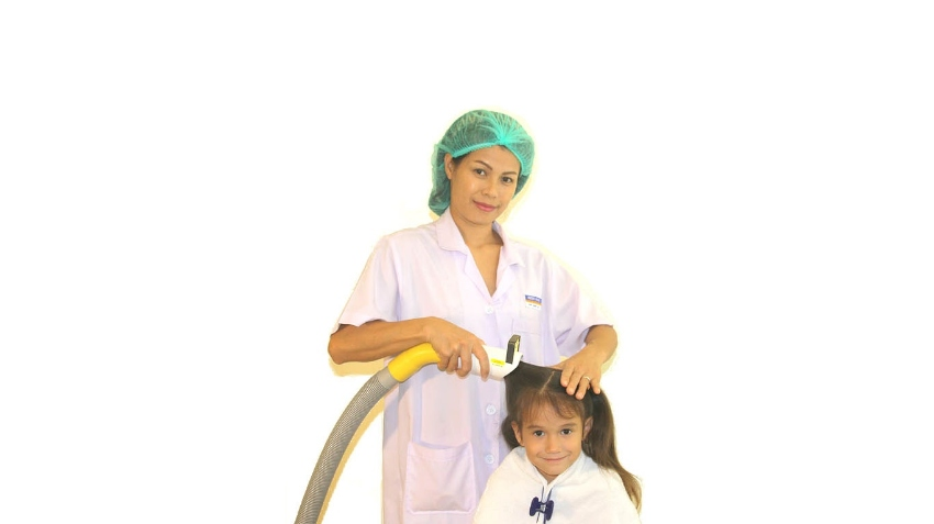 Head Lice Removal Chiang Mai