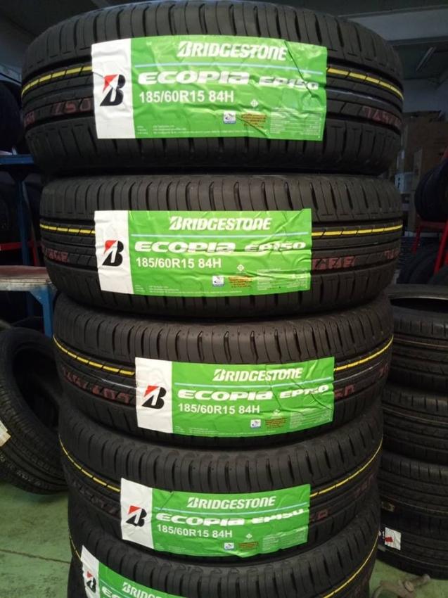 Bridgestone 185/60/15 @Autoboy Na Jomtien