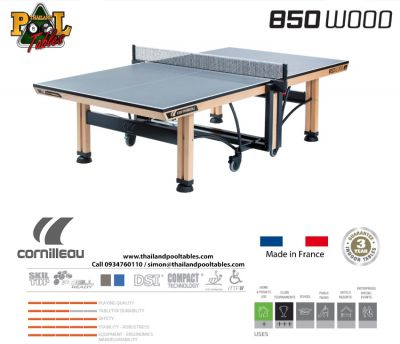 Cornilleau 850 Wood ITTF Table Tennis