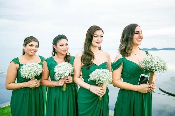 Destination Wedding in Phuket Makeup Artist and Hair Stylist