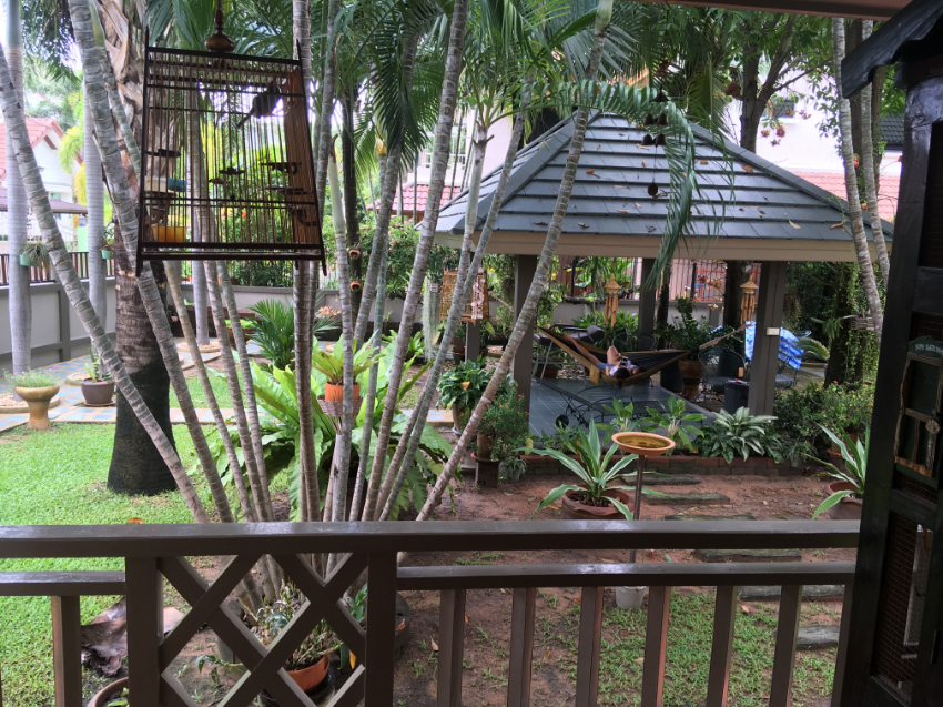Wonderfully Maintained Pattaya Home in Central Park Executive Villas