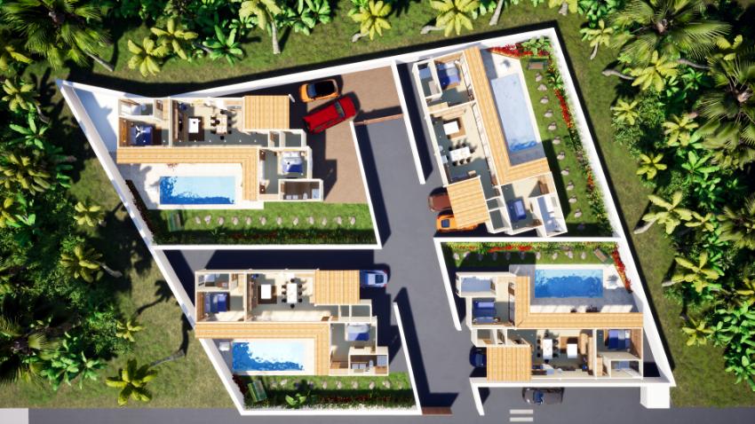 Rawai Orbita Villas for sale