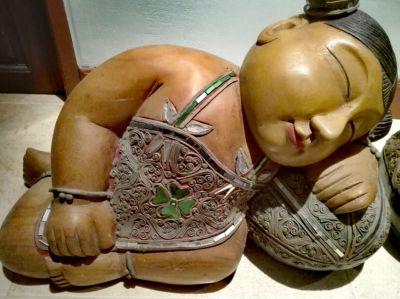 THAI SYMBOLS OF PROSPERITY and LOVE