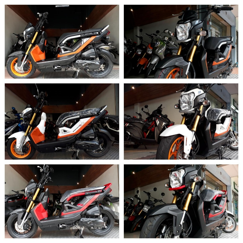 Nearly New Used motorcycle cash/Installment