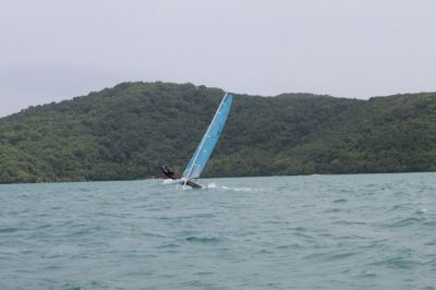Tipan 4.9m Catamaran (Reduced - Make me a sensible offer. Must sell).