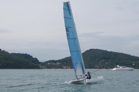 Tipan 4.9m Catamaran (Reduced - Make me a sensible offer. Must sell).