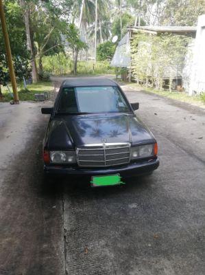 Mercedes Benz 190E CLASSIC!