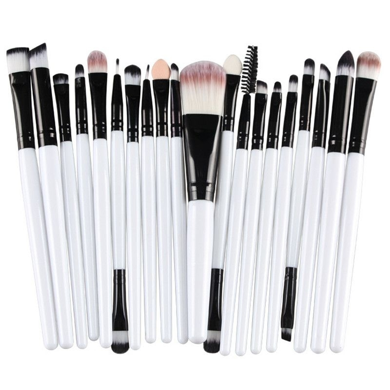 20pcs A set of Brushes for Make-up