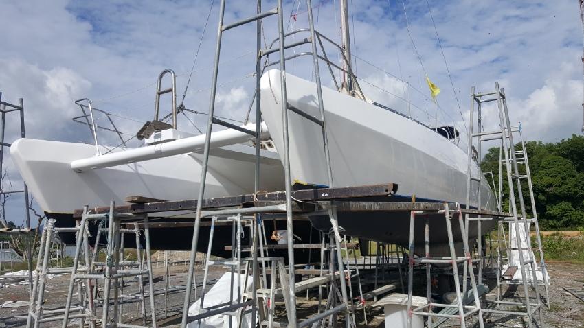 Catamaran 42ft Sales