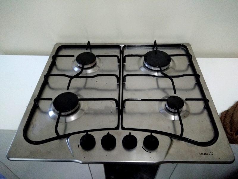 4 Burner Gas Cook Top