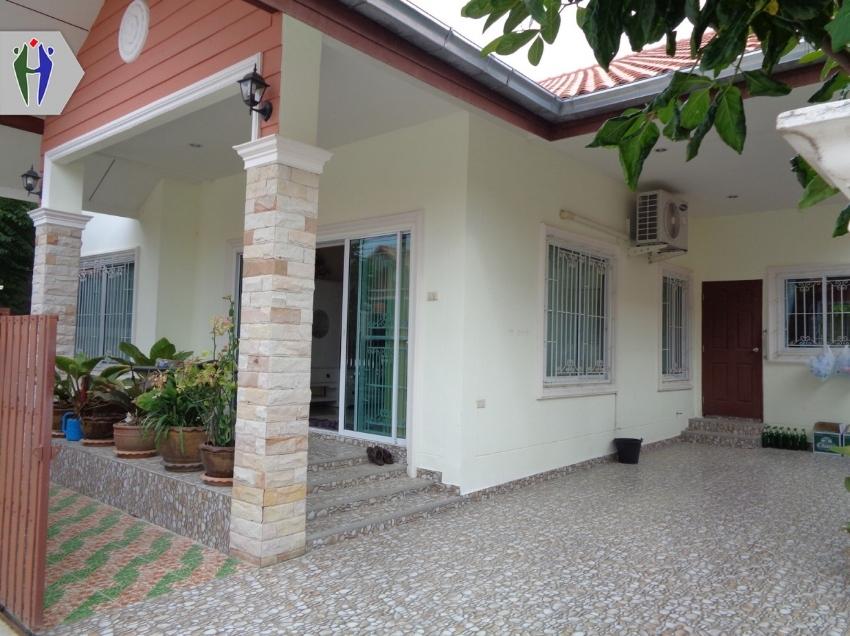 Single House for Rent in Soi Chaiyapruk2 Jomtien Pattaya