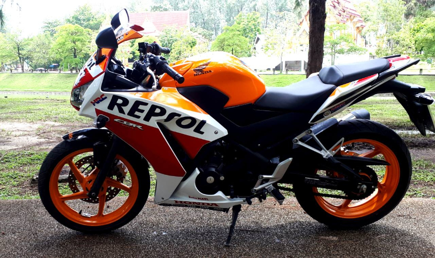 Honda CBR 300R Repsol For Sale in Rawai