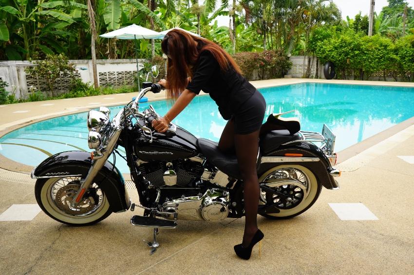 Harley Davidson Softail Deluxe Finanz/Finanzierung 12-24 Month