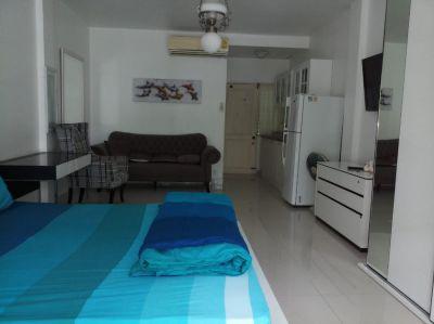 To rent at Baan Suan Lalana a 40 SQM, ref : 194BCI