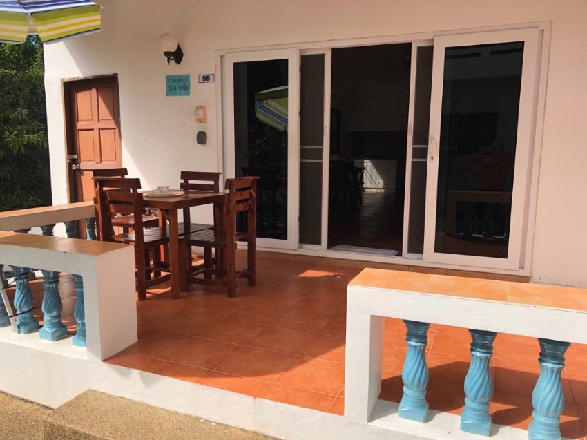 Ya Nui apartment, Beach side living, with 10% ROI.