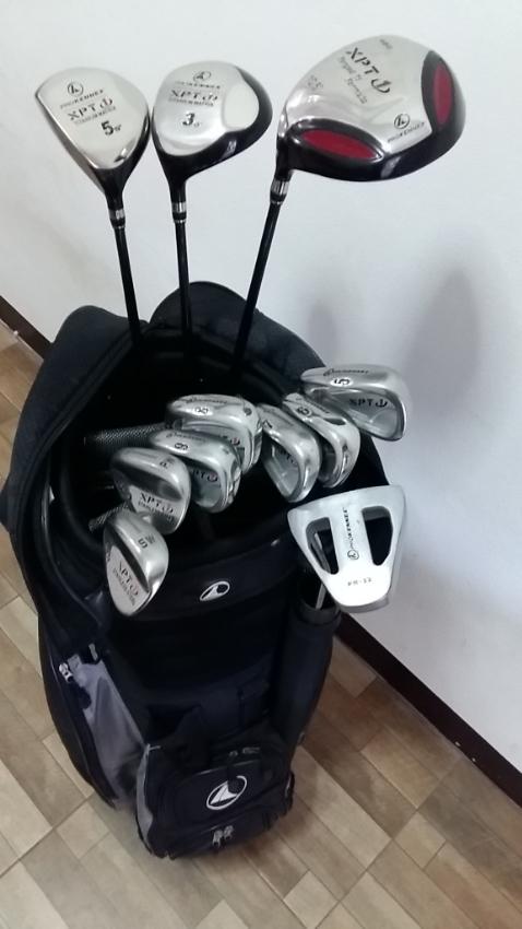 golf full set (left hand)