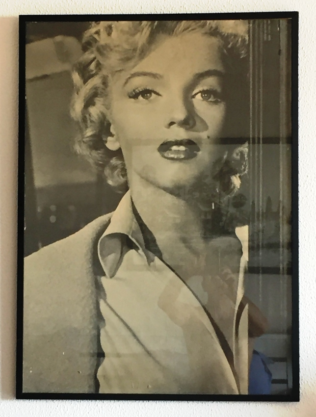 Classic framed prints. Marilyn Monroe, Jean Harlow,Lady Sing the Blues