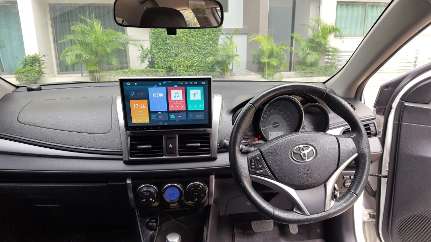 Car Radio Android TV 10 inch